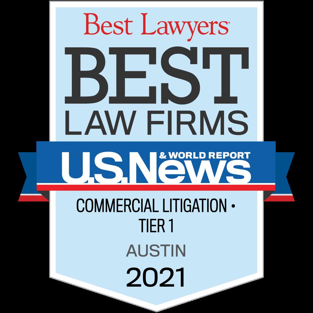 Best Law Firm Austin