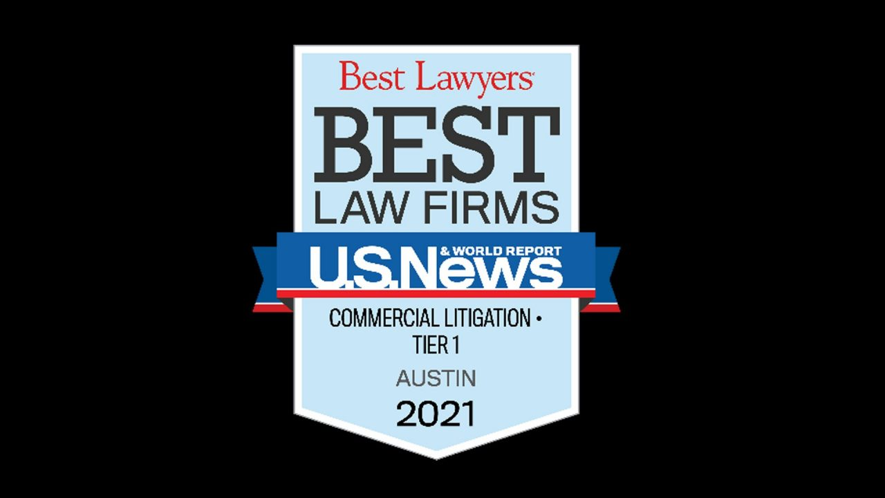 TWM Named a Best Law Firm 2021 by U.S. News and World Report